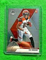 TEE HIGGINS MOSAIC ROOKIE CARD JERSEY #85 BENGALS RC 2020 PANINI MOSAIC ROOKIE