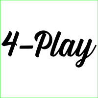 4-Play Decal Sticker