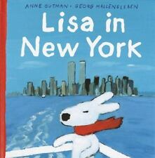 Lisa in New York (The Misadventures of Gaspard and Lisa)-ExLibrary