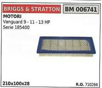 Luft Filterset für Briggs /& Stratton 797033
