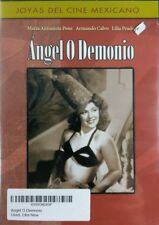 Angel O Demonio  (DVD 1947, 2005 Multiple Formats Black & White Ntsc) HTF OOP