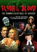 Flesh & Blood: The Hammer Heritage of Horror [New DVD]