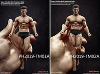 "TBLeague PHICEN 1/12 TM01A TM02A Male Body 6"" Figure SHFiguarts  >IN STOCK<"