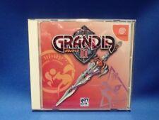 Sega Dreamcast Grandia 2 Japan DC