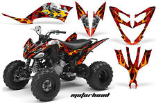 AMR Racing Yamaha Raptor 250 Graphic Kit Wrap ATV Quad Decals 2008-2014 MOTOHD R