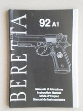 Beretta 92A1 92 A1 Operator