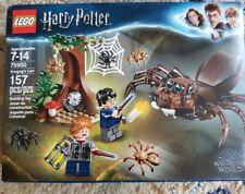 NIB New Lego Harry Potter Aragog's Lair (75950) 157 Pc Ages 7-14 Collctible