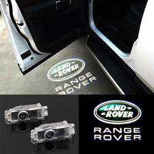 2x For Land Range Rover Sport 2008 Laser LED Door courtesy Welcome Shadow Light