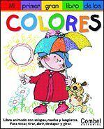Mi primer gran libro de los colores (Mi primer gra