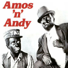 Amos and Andy - Old Time Radio Shows (COMEDY/HUMOR)-Audiobook on 129 MP3s on DVD