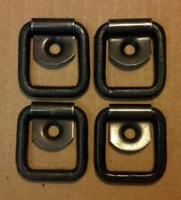 Jeep Grand Cherokee Cargo Area D Rings Hooks qty: 4 Square Style