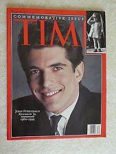 Time Magazine - JFK Jr Death 7-26-99