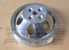 RIEMENSCHEIBE BILLET ALU PULLEY CHEVROLET CHEVY BB BIG BLOCK KURZ CORVETTE 396
