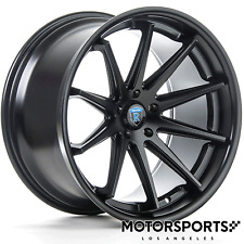 """20"""" Rohana RC10 Matte Black Wheels for Ford Mustang 5.0 GT GT500"""