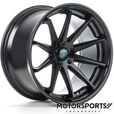 "20"" Rohana RC10 Matte Black Wheels for Lexus ES300 ES350"