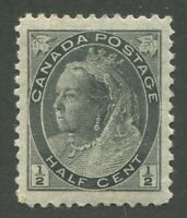 """CANADA #74 MINT """"NUMERAL"""" VF"""