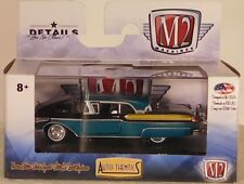 M2 MACHINES AUTO-THENTICS 1957 MERCURY TURNPIKE CRUISER WITH CONTINENTAL KIT
