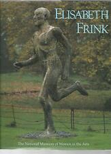 ELISABETH FRINK Sculpture & Drawings 1950 to 1990 Hc EXHIBITION CATALOGUE ILLUST