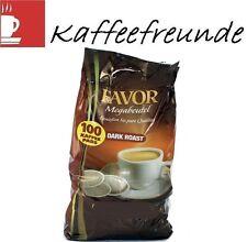 Favor Megabeutel Dunkle Röstung 100 Kaffeepads