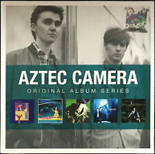 AZTEC CAMERA Original Album Series 1985-2009 MALAYSIA / EU 5CD NEW FREE SHIPMENT