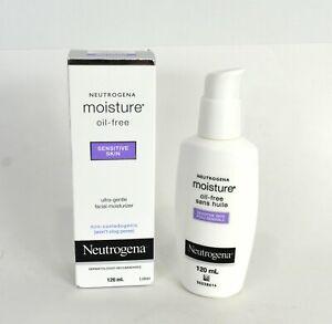 Neutrogena Oil-free Ultra Gentle Facial Moisturizer 120ml