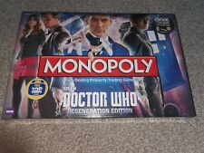 Monopoly Doctor Who RegenerationEdition