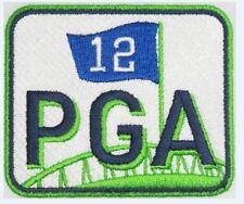 "SEATTLE SEAHAWKS PGA PATCH PAUL ALLEN MEMORIAL COMMEMORATIVE JERSEY STYLE 3"""