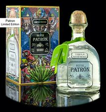 PATRON Silver 40% 0,7l Ultra-Premium Tequila Limited Edition - Mexiko