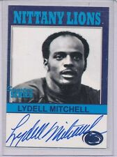 TK LEGACY PENN STATE LYDELL MITCHELL AUTO P24