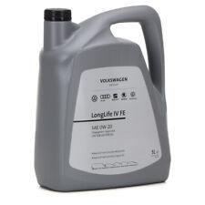 5L ORIGINAL VW Audi Motoröl Öl 0W-20 LONGLIFE IV FE 508.00 509.00 GS60577M4