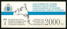 San Marino 1990 Sass. LI2 Libretto 100%