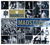 MADNESS - MADSTOCK (CD+DVD)  CD + DVD NEW