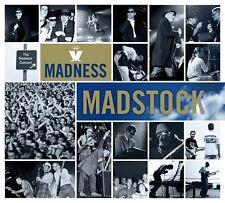 MADNESS - MADSTOCK (CD+DVD)  CD + DVD NEUF