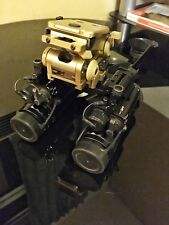 ITL Mini Nseas Dual Night Vision Goggles W/ Wilcox Bridge Mounts And Arm Mount