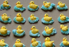 ROYAL ICING SWIMMING DUCK CAKE & CANDY DECORATION,Easter Eggs, Cupcakes, CUTE!