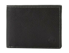 Timberland Men's BLIX LEATHER PASSCASE Wallet Black D10218-08 a