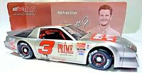 DALE EARNHARDT JR. #3 82-92 CAMARO PRIME SIRLOIN BRUSHED STAINLESS 1/24 Scale