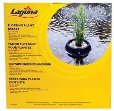 "Laguna Floating Plant Basket For Ponds & Water Gardens Lakes Large 18"""