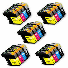 20-Pack/Pk LC203 LC-203XL Ink For Brother MFC-J460DW MFC-J480DW J485DW LC201