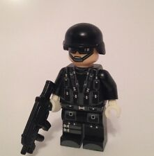 Lego Police Swat Army Modern Combat Custom Printed Made With Real Lego(r)
