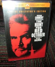THE HUNT FOR RED OCTOBER - SPECIAL COLLECTOR'S EDITION DVD MOVIE, SEAN CONNERY