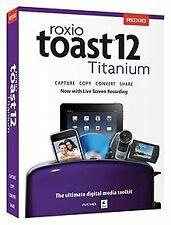 Roxio Toast 12 Titanium von Corel Corporation | Software | Zustand sehr gut