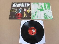 THE DAMNED Machine Gun Etiquette ACE LP RARE 1982 ORIGINAL UK 2ND PRESSING DAM2