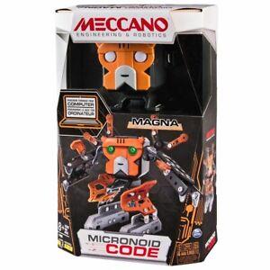 Meccano Programmable Robot Building Kit - Magna