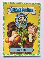 Garbage Pail Kids Oh The Horror Sticker In 3 Dee Retro Sci-Fi 13b Green