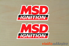 PEGATINA STICKER VINILO MSD Ignition autocollant aufkleber adesivi