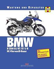 BMW R1200 GS RT ST S R HC Reparaturanleitung Reparatur-Buch Reparaturhandbuch