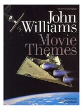 Play John Williams Movie Themes Star Wars Jurassic Park Jaws Piano MUSIC BOOK