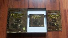 Baldur's Gate PC Windows Caja Grande Completo España