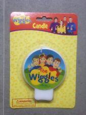 The Wiggles Emma Wiggle Birthday Candle